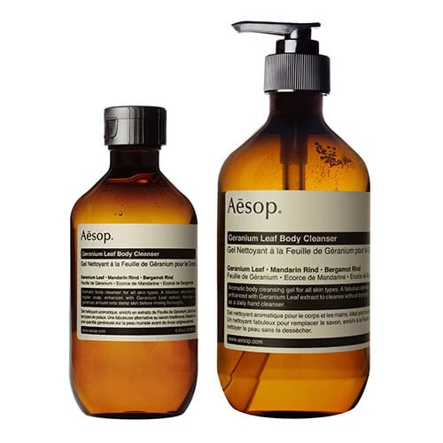 Aesop Geranium Leaf Body Cleanser by Aesop