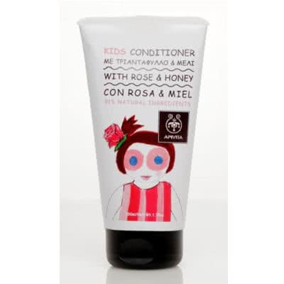 APIVITA Kids Conditioner with Rose + Honey