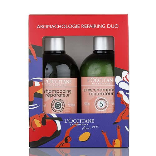 L'Occitane Aromachologie Repairing Eco Duo by L Occitane