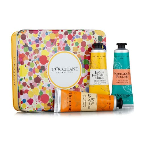 L'Occitane Pierre Herme Hand Cream Trio by L Occitane