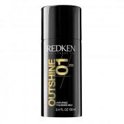 Redken Outshine 01 Anti-Frizz Polishing Milk
