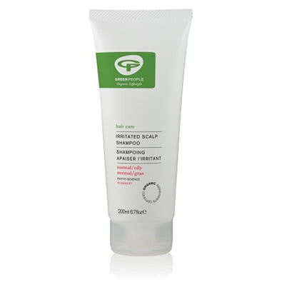 Green People Irritated Scalp Shampoo - Normal/Oily Hair  by Green People