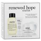 philosophy renewed hope trial kit