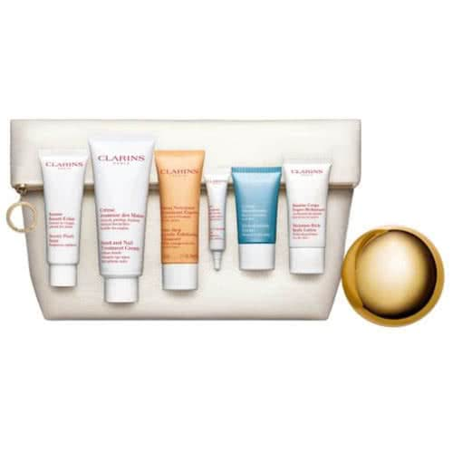 Clarins Gorgeous Getaways Set - Face & Body Care Collection by Clarins