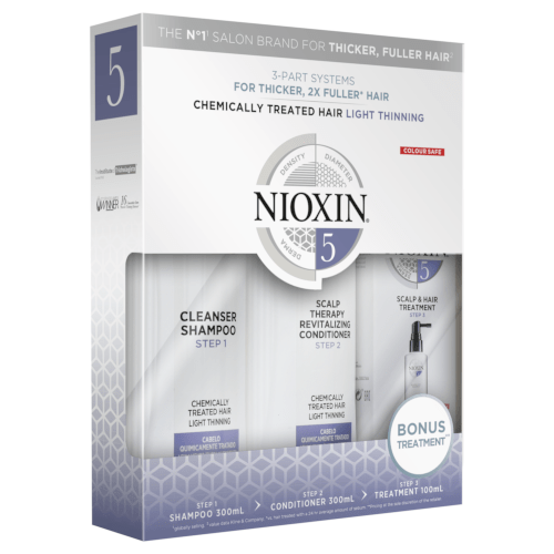 Nioxin Trio Pack- System 5 by Nioxin