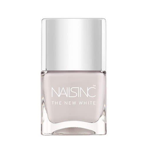 Nails Inc The New White Polish – White Horse Street by nails inc.