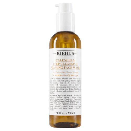 Kiehl's Calendula Deep Cleansing Foaming Face Wash 230ml by Kiehl's