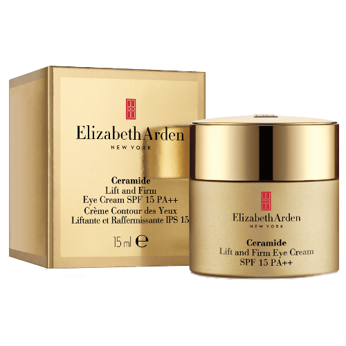 Elizabeth Arden Ceramide Lift and Firm Eye Cream Sunscreen SPF15 by Elizabeth Arden