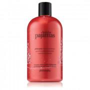 philosophy holiday pajamas shampoo, shower gel & bubble bath 480ml