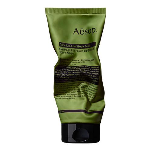 Aesop Geranium Leaf Body Scrub by Aesop