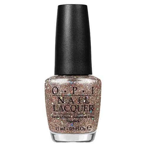OPI Spotlight On Glitter Nail Polish Collection Rose of Light  by OPI color Rose Of Light