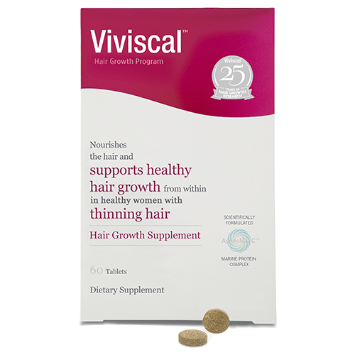 Viviscal Maximum Strength Hair Supplement - 1 Month Supply by Viviscal