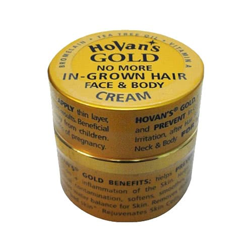 Hovan's Gold Ingrown Hair Cream by Hovans