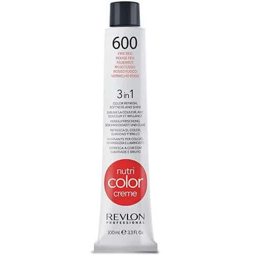 Revlon Professional Nutri Color Crème - 600 Fire Red by Revlon Professional