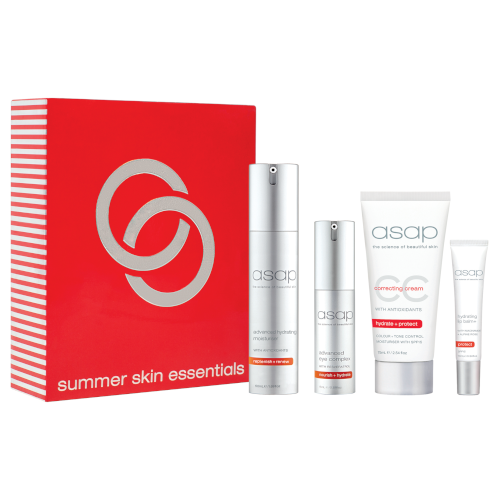 asap summer skin essentials by asap
