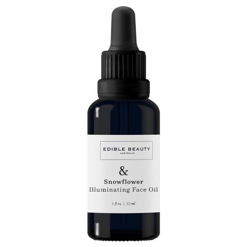 Edible Beauty & Snowflower Illuminating Face Oil