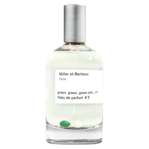 Miller et Bertaux Green, Green, Green and...Green 100ml