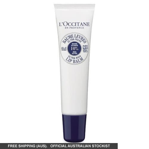 L'occitane Ultra Rich Shea Lip Balm by loccitane