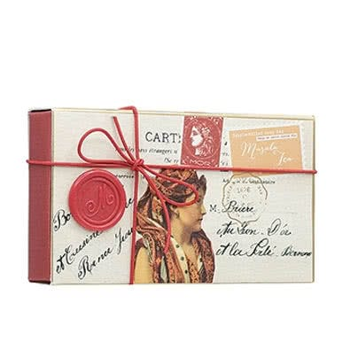 MOR Masala Tea Triple Milled Soap - Correspondence Collection