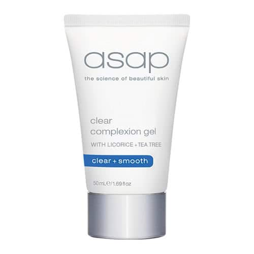 asap clear complexion gel 50ml by asap