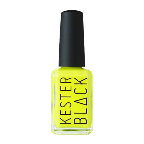 Kester Black Nail Polish - Acid