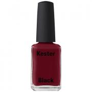 Kester Black Nail Polish - Pinot Noir