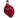 Map of the Heart RED HEART v.3 90ml by Map Of The Heart