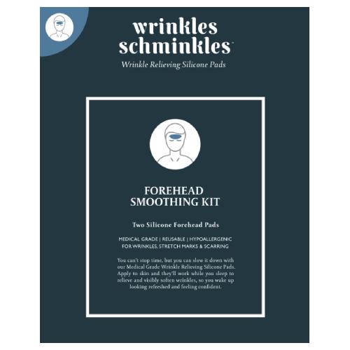 Wrinkles Schminkles Mens Forehead Smoothing Kit by Wrinkles Schminkles