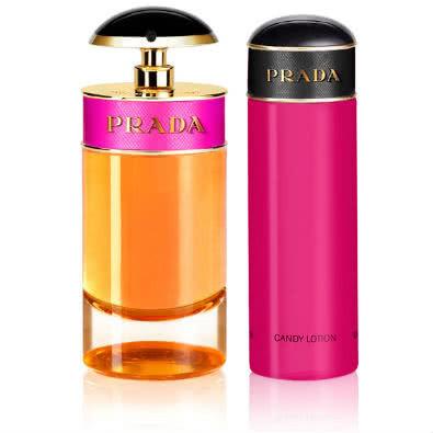 Prada Candy Eau De Parfum: Gift Set