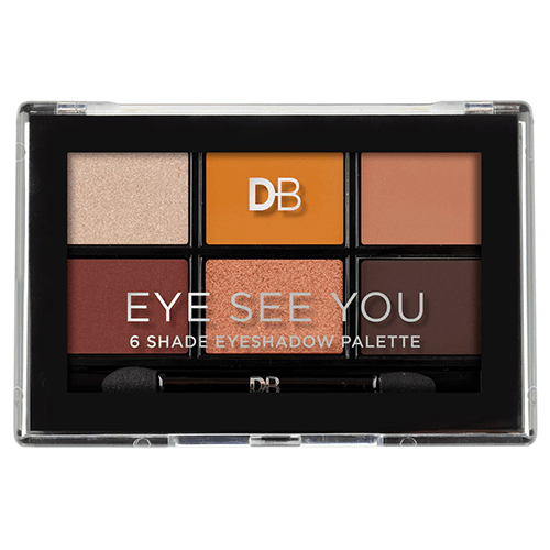Designer Brands Eye See You Mineral Eye Shadow - Fired Up by Designer Brands