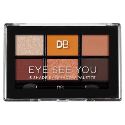 Designer Brands Eye See You Mineral Eye Shadow - Fired Up by Designer Brands