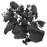 Clarins Ombre Minérale Mineral Eyeshadow-15 Sparkle Black