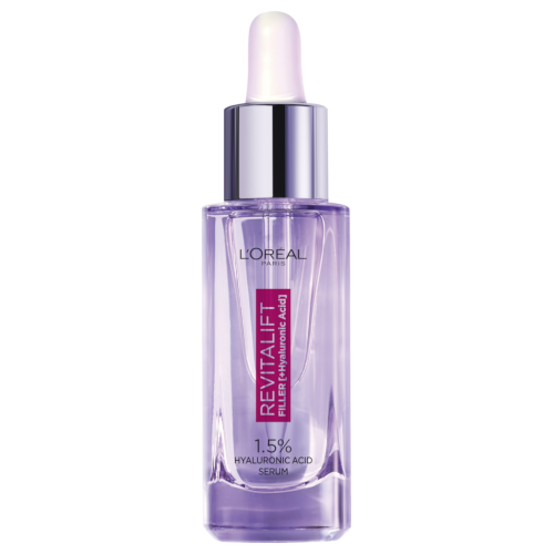 L'Oreal Paris Revitalift Filler 1.5% Pure Hyaluronic Acid Anti-Wrinkle Serum 30ml by L'Oreal Paris