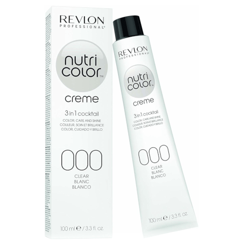 Revlon Professional Nutri Color Creme - 000 Clear 100ml by Revlon Professional