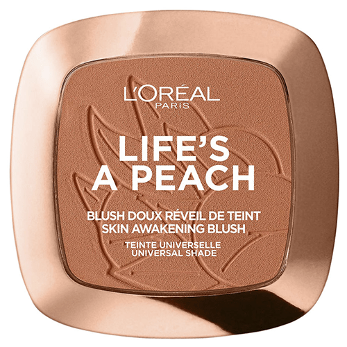 L'Oreal Paris Life's A Peach Blush - 01 Peach Addict by L'Oreal Paris