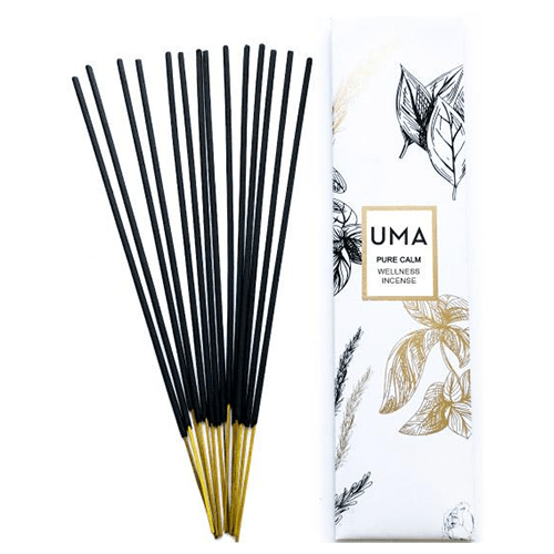 UMA Oils Pure Calm Wellness Incense by UMA Oils