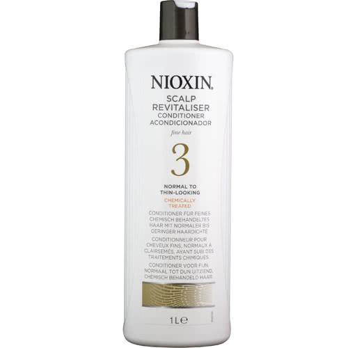 Nioxin System 3 Scalp Revitaliser - 1 Litre
