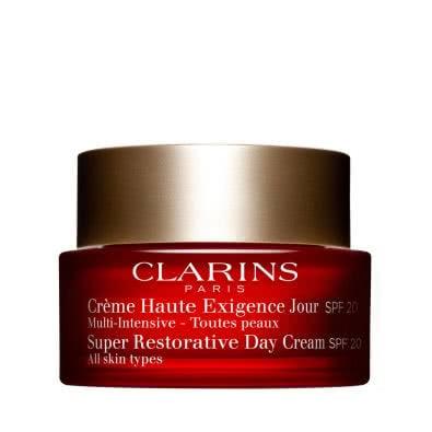 Clarins Super Restorative Day Cream SPF20 DISCONTINUED by Clarins