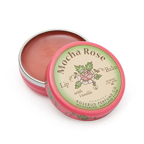 Smith's Rosebud Salve - Mocha Rose With Vanilla