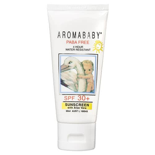 Aromababy Sunscreen with Aloe & Vitamin E by Aromababy