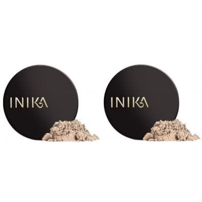 Inika Twin Pack Mineral Foundation Nurture 04 - Save 20%
