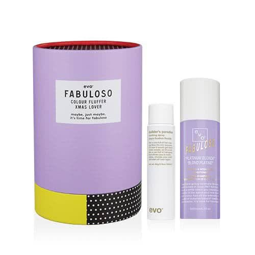evo fabuloso colour fluffer duo by evo