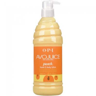 OPI Avojuice Lotion 200ml Peach - Peach by OPI