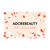 Adore Beauty Gift Voucher - Red