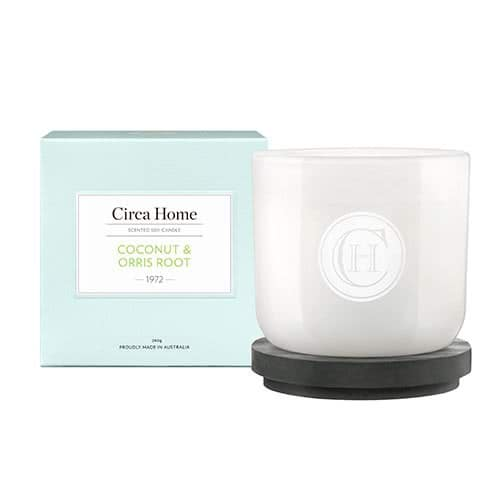 Circa Home Coconut & Orris Root Classic Candle 260g by Circa Home