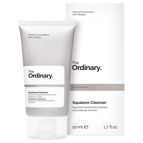 The Ordinary Squalane Cleanser 50ml by The Ordinary