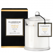 Glasshouse Arabian Nights Candle 350g