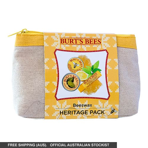 Burt's Bees Beeswax Heritage Pack by Burts Bees