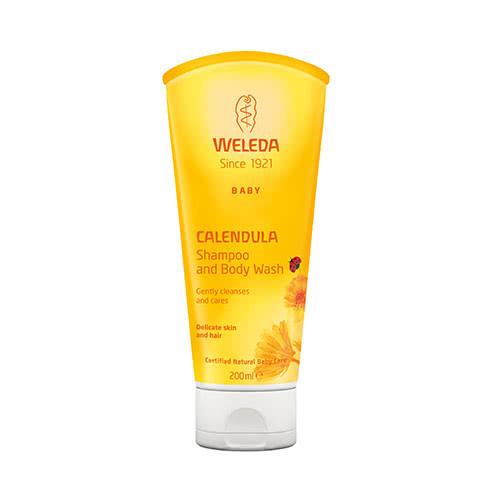 Weleda Calendula Shampoo and Body Wash by Weleda