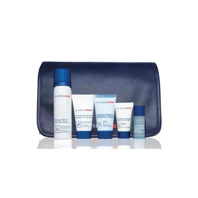 Clarins Men Travel Gift With Purchase - conditions apply